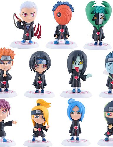 povoljno Maske i kostimi-Anime Akcijske figure Inspirirana Naruto Itachi Uchiha PVC CM Model Igračke Doll igračkama
