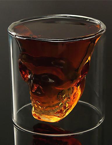 preiswerte Weingläser-Glasgeschirr Glas, Wein Zubehör Gute Qualität KreativforBarware cm 0.062 kg 1pc
