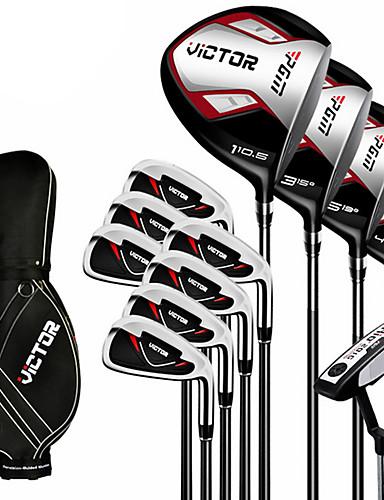 preiswerte Golf Klub-Golfschläger Trainer zum besseren Einlochen mit Laserunterstützung Golfsets Fairwayhölzer Putter für Golf Golfspiel Zinklegierung Kohlenstoff Aluminiumlegierung Golf Wasserdicht