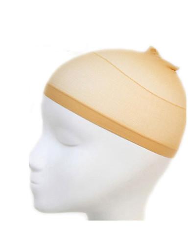 preiswerte Pflege & Haar-Wig Accessories Perückenhauben 2 pcs Alltag Klassisch Blond
