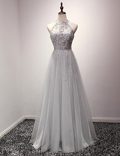 Prom formal evening dress