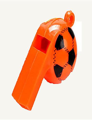 preiswerte Spielzeuge & Spiele-Bälle Football-Spielzeug Pfeife Musik Instrumente American Football Spaß Kunststoff Klassisch Kinder Jungen Mädchen Spielzeuge Geschenk