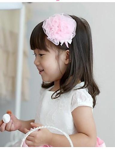 Dívčí Jiné   Šifón Doplňky do vlasů Fuchsiová   Červená   Růžová Jedna  velikost   Čelenky 5087865 2019 –  1.99 dfd7e2fa395