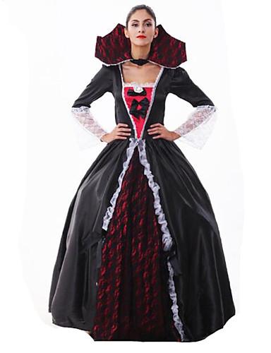 povoljno Maske i kostimi-Oktoberfest Karijera kostime Cosplay Nošnje Seksi uniforme Druge uniforme Božić Halloween Karneval Festival / Praznik Terilen Karneval kostime Color block