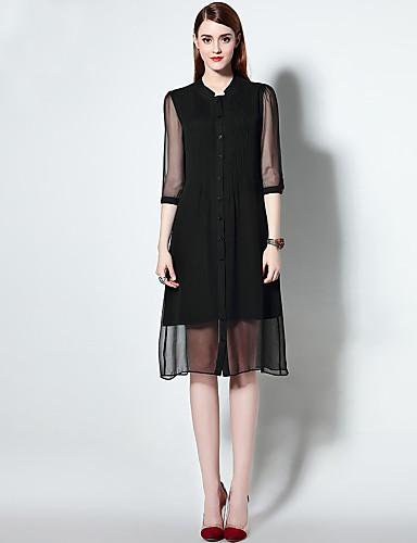 9b9e1f7b Women's Daily / Plus Size Simple Loose Dress 5246258 2019 – $78.74