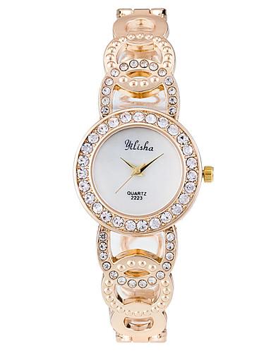 Dámské Módní hodinky Náramkové hodinky Maketa Diamant Hodiny Křemenný  Slitina Kapela Luxusní Zlatá 5498017 2018 –  10.99 b34d8620da