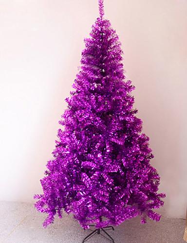 povoljno Božićna drvca i vijenci-ljubičasto božićno drvce 90cm božićno pakiranje za šifriranje 90 cm božićno drvce