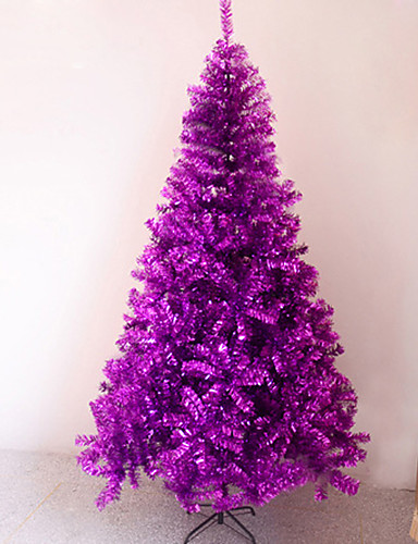 billige Juletrær & kranser-lilla juletre 90 cm kryptering julepakke 90 cm juletre