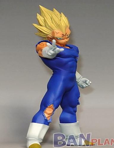 povoljno Maske i kostimi-Anime Akcijske figure Inspirirana Dragon Ball Vegeta PVC 13 CM Model Igračke Doll igračkama