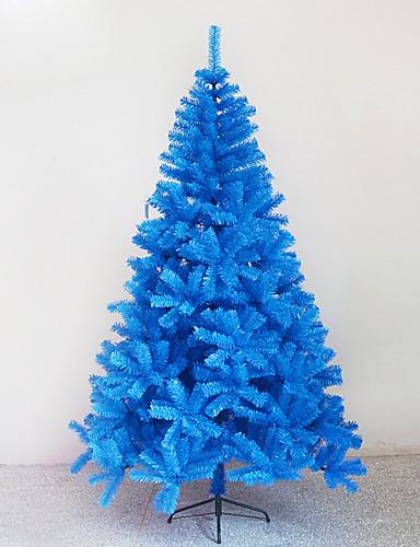 billige Juletrær & kranser-blått juletre 90cm kryptering julepakke 90cm juletre