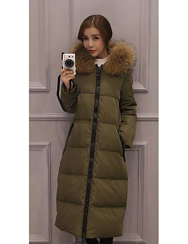 e8956502 Lang dame frakke