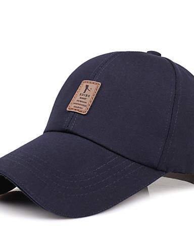 cheap Massive Clearance Sale-Hat Cap Baseball Cap Breathable Comfortable for Baseball Classic Cotton