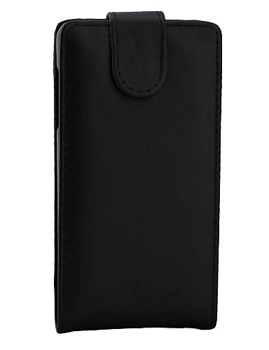 Case สำหรับ Samsung Galaxy A5(2016) / A3(2016) / A5 Flip ตัวกระเป๋าเต็ม สีพื้น Hard หนัง PU