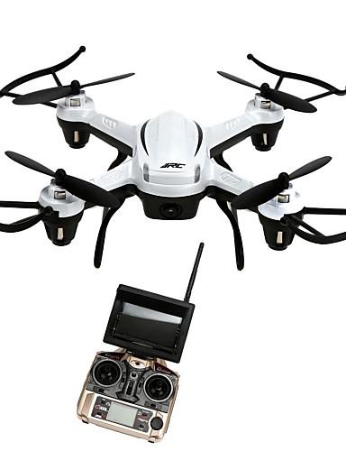 preiswerte Spielzeug & Hobby Artikel-RC Drohne JJRC H32GH 4 Kan?le 6 Achsen 5.8G Mit HD - Kamera 2.0MP Ferngesteuerter Quadrocopter LED-Lampen / Ein Schlüssel Für Die Rückkehr / Auto-Takeoff Ferngesteuerter Quadrocopter / Fernsteuerung
