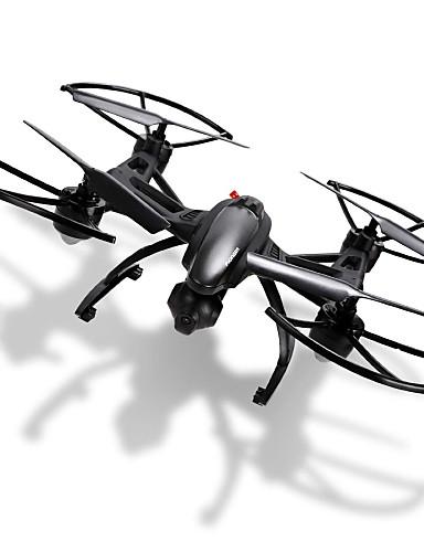 preiswerte Spielzeug & Hobby Artikel-RC Drohne JXD 509G RTF 6 Kanäle 6 Achsen 2.4G Mit HD - Kamera 2.0MP 720P Ferngesteuerter Quadrocopter FPV / Ein Schlüssel Für Die Rückkehr / Auto-Takeoff Ferngesteuerter Quadrocopter / Fernsteuerung