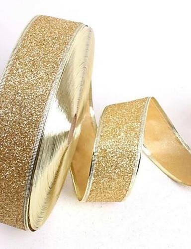 preiswerte Weihnachten andere Ornamente-die Weihnachtsmoderne Baumschmuck-Bänder 2meters