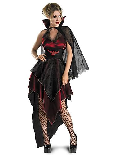 povoljno Maske i kostimi-Vampiri Cosplay Nošnje Žene Božić Halloween Festival / Praznik Žene Karneval kostime Print