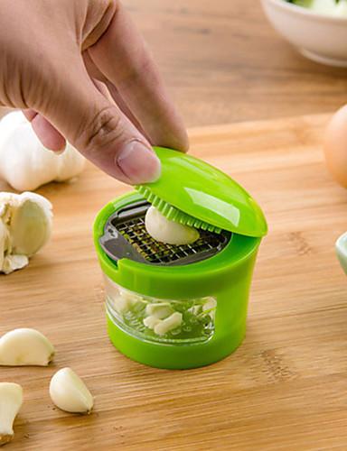 preiswerte Küche-Knoblauchhacker Edelstahl Knoblauchpresse Ingwermaischmaschine Knoblauchschneider