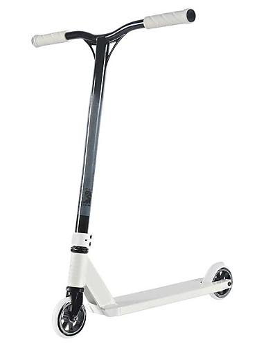 hesapli Scooterlar-Akrobasi Scooterı / Profesyonel Scooter / Freestyle Scooter T4 / T6 Isıl İşlem Profesjonalne Beyaz / Siyah Japonca 4130 Chromoly, Alüminyum