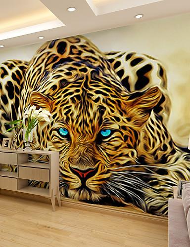 billige Tapeter-Art Deco 3D Hjem Dekor كلاسيكي Tapetsering, Lerret Materiale selvklebende nødvendig Veggmaleri, Tapet