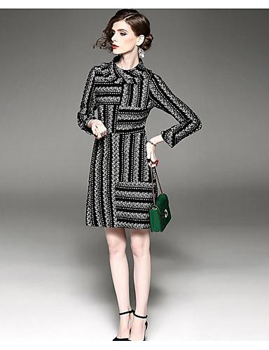 Vestido formal de invierno