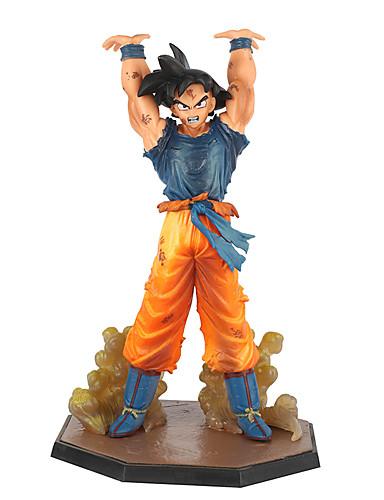 povoljno Maske i kostimi-Anime Akcijske figure Inspirirana Dragon Ball Vegeta CM Model Igračke Doll igračkama Muškarci Dječaci Djevojčice Klasik Zabava