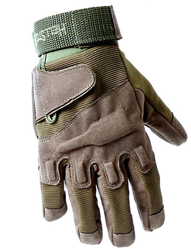 preiswerte Jagdhandschuhe & Hüte-Handschuhe für Jagd Herrn Terylen Schwarz / Armeegrün / Khaki