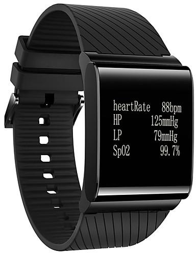 2760cc9ba39 Pánské Inteligentní hodinky Digitální Silikon Vícebarevný 30 m Voděodolné  Monitor pulsu Kalendář Digitální Přívěšky - Žlutá Červená Modrá   Dálkový  ovladač ...