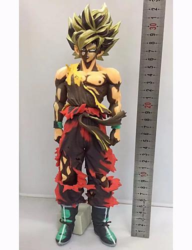 povoljno Anime cosplay-Anime Akcijske figure Inspirirana Dragon Ball Goku PVC 32 cm CM Model Igračke Doll igračkama