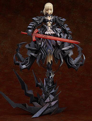 povoljno Anime cosplay-Anime Akcijske figure Inspirirana Sudbina / boravak noć PVC 23 cm CM Model Igračke Doll igračkama
