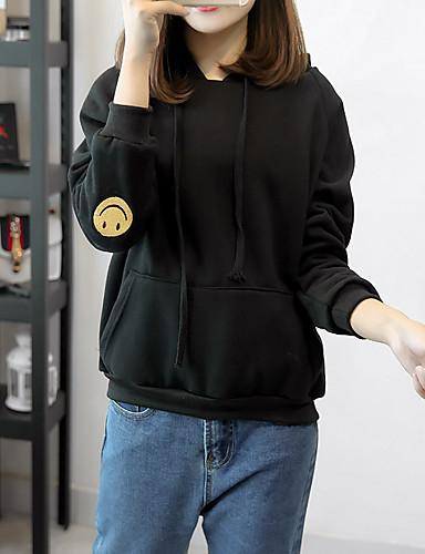 8eac3c656 las mujeres del otoño 2016 nueva ola de suéter con capucha mujer salvaje de  cobertura estudiante coreano suelta manga larga 5633386 2019 –  14.99
