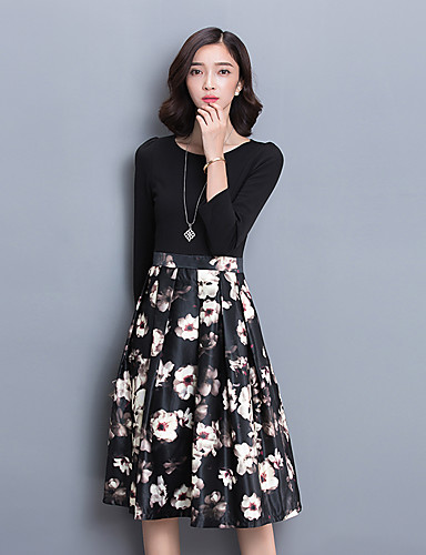 kjole forår