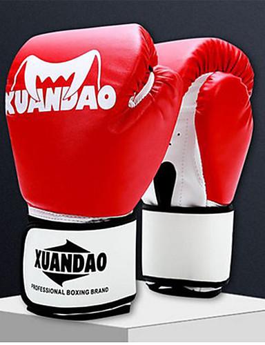 povoljno Vježbanje, fitness i joga-Boksačke rukavice Profesionalne boksačke rukavice za Boks Borilačke vještine rukavice Protective