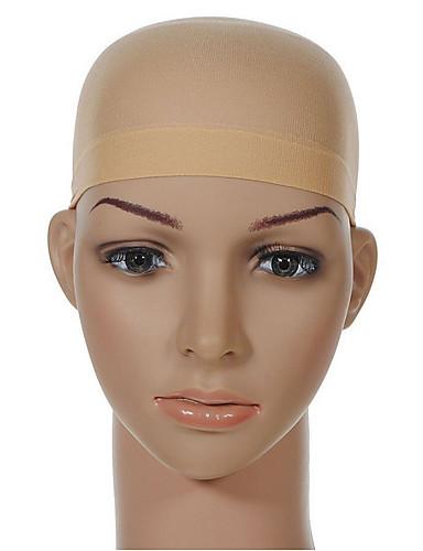 preiswerte Pflege & Haar-Wig Accessories Nylon Perückenhauben / Strumpf Perücke Kappe Haarnetze Ultra Stretch Liner 1 pcs Alltag Klassisch Hautfarben