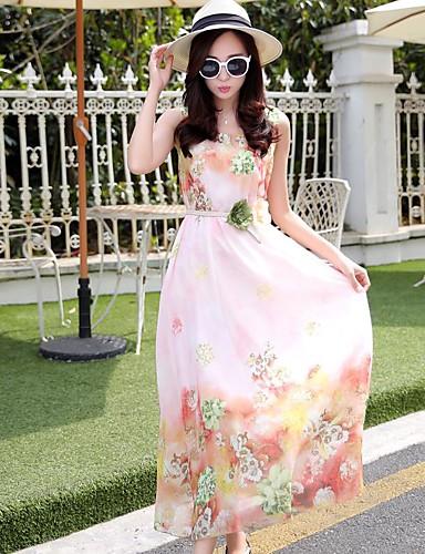 merkki vyö silkki tulostus suuri koko suuri keinu mekko vyö myydään  erikseen 5660190 2018 – hintaan  15.74 288523357a