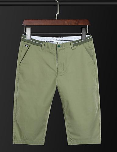 Herr Enkel Streetchic Aktiv Mikro-elastiskt Chinos Shorts Byxor 31dc5bf48121c