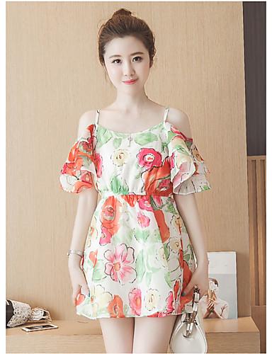 Imagenes de vestidos casuales de primavera