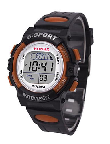 2c914932b0f Pánské Sportovní hodinky Digitální hodinky čínština Digitální Silikon  Kapela Černá 5846559 2019 –  7.99