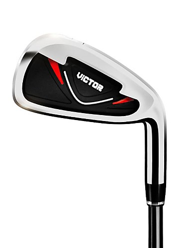 preiswerte Golf Klub-Golfschläger Hybride Golfschläger Golfspiel Gummi Kohlenstoff Langlebig Schwarz
