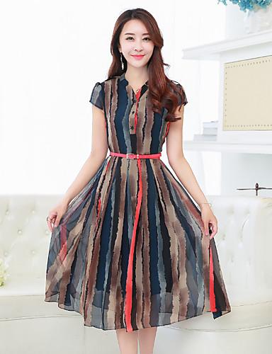 11399de69972 Γυναικείο Καθημερινά Απλό Θήκη Φόρεμα
