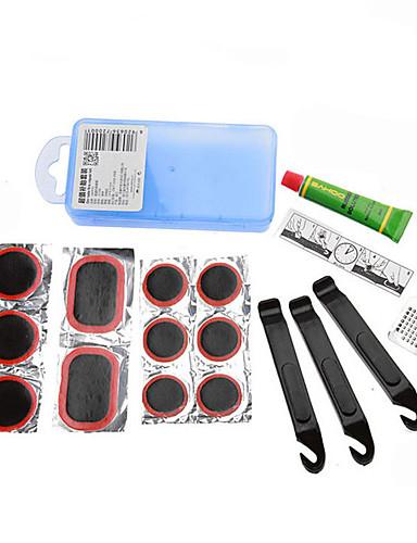 billige Dekk, Slanger & Hjulsett-Cykeldekk reparasjonssett Plast Sykkel / Sykling Multi-Purpose Praktiskt Lettvekt Vei Sykkel Fjellsykkel Sykling