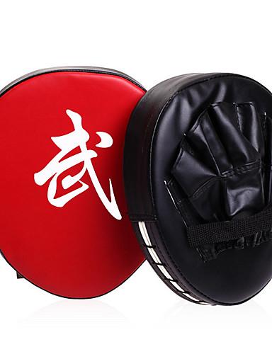 povoljno Vježbanje, fitness i joga-Boksačke rukavice Mete za borilačke sportove Za Boks Brzina TPU Crno-crvena