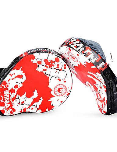 povoljno Vježbanje, fitness i joga-Fokuser za boks Za Boks PU 1 pcs Red / White