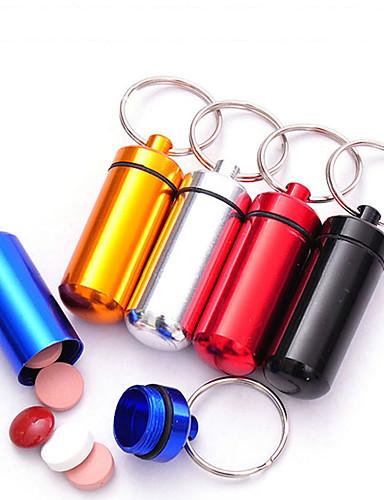 preiswerte StepsinWinter-Reisemedikamentenbox Wasserdicht Transportabel Extraleicht(UL) Mini-Format für Kulturtasche Reiseaccessoires für den Notfall