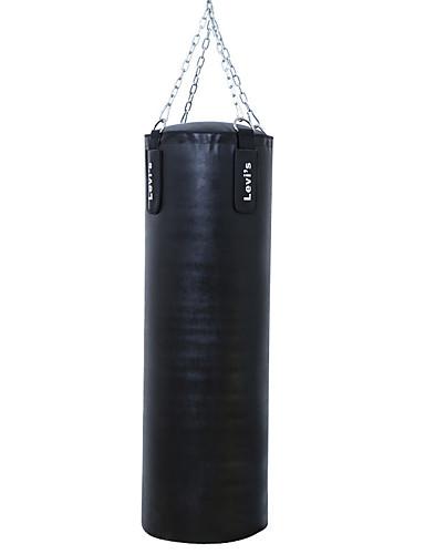 povoljno Vježbanje, fitness i joga-Vreća za udaranje Vreća s pijeskom Za Taekwondo Boks Karate Trening u teretani Borilačke vještine Izdržljivost ispunjen Trening snage 1 pcs Crn