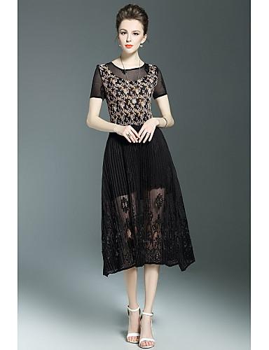 d8b5cd89b2b7 Γυναικείο Εξόδου Γραμμή Α Φόρεμα