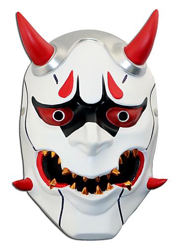 povoljno Maske i kostimi-Mask Inspirirana Overwatch Smrt Kid Anime Cosplay Pribor Smola Pleksiglas Noć vještica