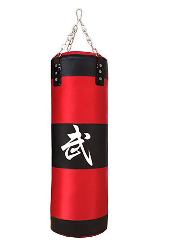 povoljno Vježbanje, fitness i joga-Vreća s pijeskom Za Taekwondo Boks Obrazac Fit Izdržljivost Oxford tkanje Crvena