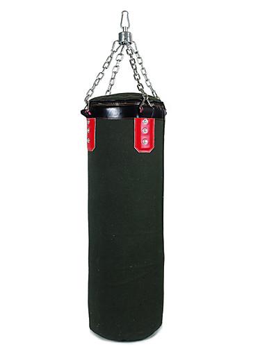 povoljno Vježbanje, fitness i joga-Vreća za udaranje Vreća s pijeskom Za Taekwondo Boks Obrazac Fit Tkanina Oxford tkanje crni zeleni