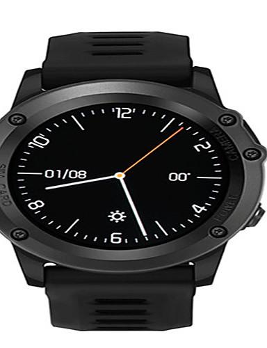 preiswerte Digitaluhren-Herrn Uhr Smartwatch Digital Silikon Schwarz Analog-Digital Gold Schwarz Silber